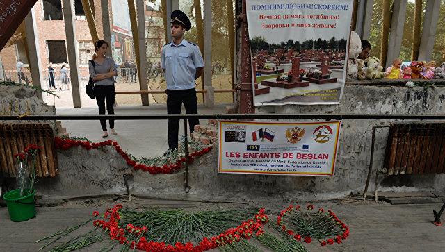 Уполномоченный поправам человека осудила акцию протеста матерей погибших детей вБеслане