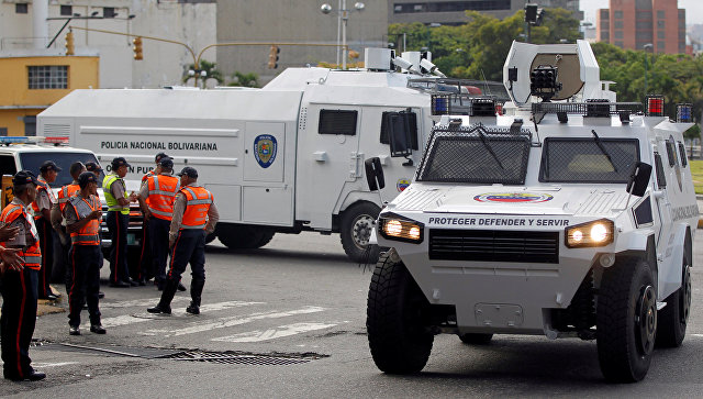 ВВенесуэле состоялся крупнейший протест против президента