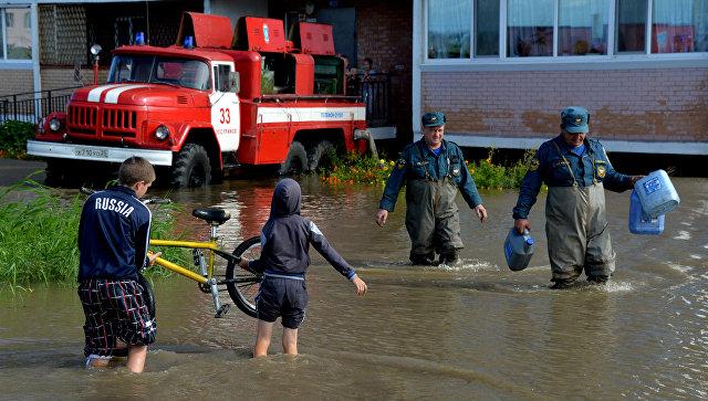 В Яковлевском районе Приморья отменили режим ЧС после схода паводка