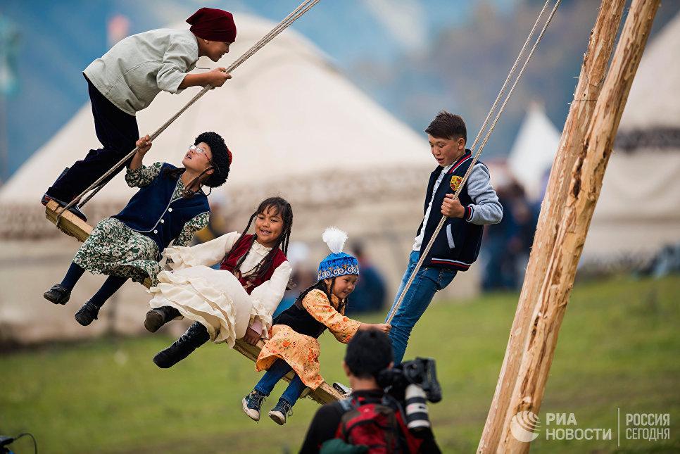 Всемирные игры кочевников-2016