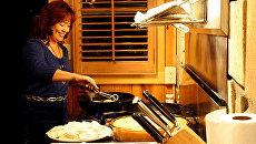 Домохозяйка. Архивное фото