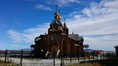 Кафедральный собор Чукотской епархии