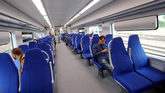 Двери впоездах наМосковском основном кольце будут открывать пассажиры