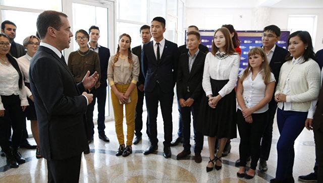 Вклад малого бизнеса вВВП страны должен быть существенно больше— Д. Медведев