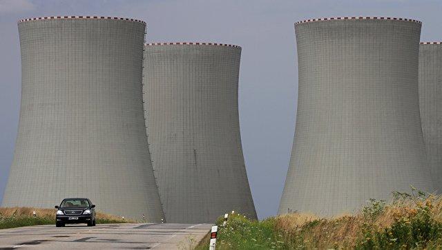 АЭС «Темелин» вЧехии остановили после одного дня работы из-за рискованных неполадок