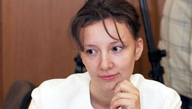 Анна Кузнецова. Архивное фото