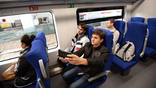 Впоездах МЦК запустили систему обеззараживания воздуха
