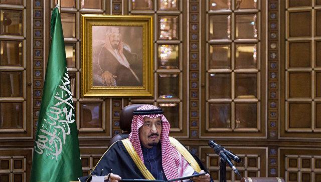 Король Саудовской Аравии Салман ибн Абдул-Азиз Аль Сауд, архивное фото