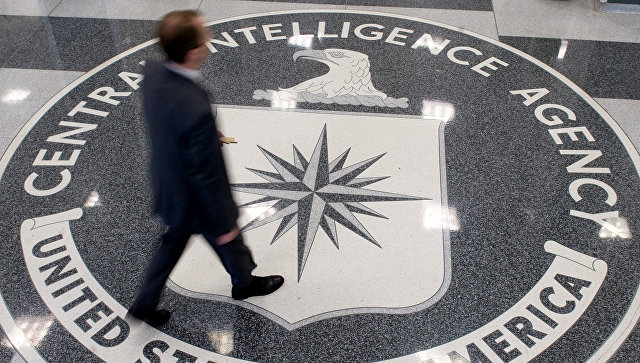 Здание ЦРУ. Архивное фото