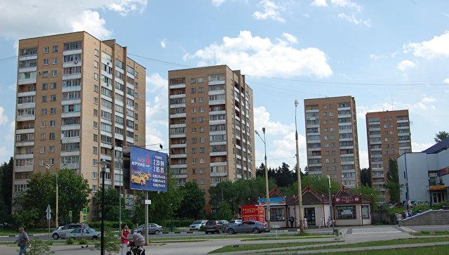 Московская областью Архивное фото