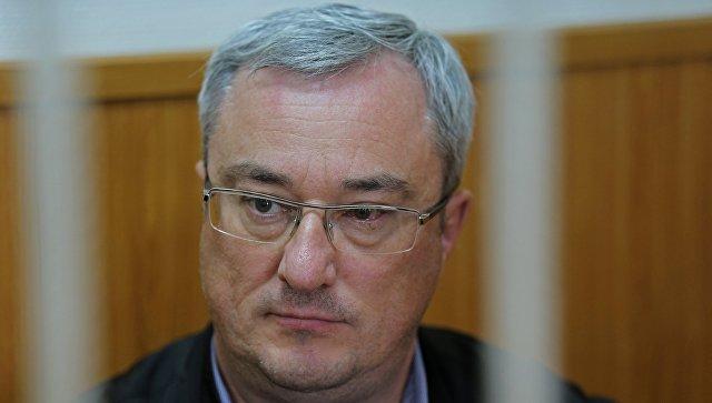 Экс-глава Республики Коми Вячеслав Гайзер. Архивное фото