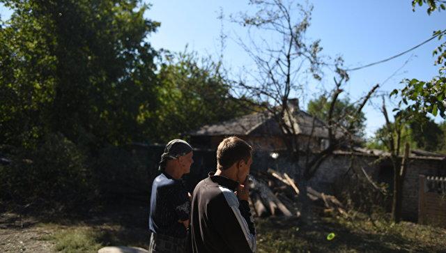 Донбасс: ВСУ ранили военкора врайоне донецкого аэропорта