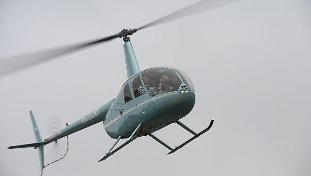 Два человека пострадали в итоге жесткой посадки вертолета под Красноярском