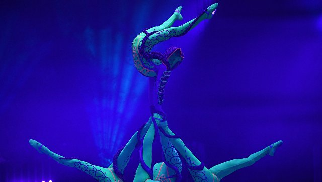 Фестиваль циркового искусства Идол. Архивное фото