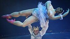Шоу победителей фестиваля циркового искусства Идол