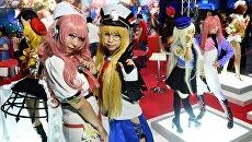 Выставка Tokyo Game Show 2016 в Токио