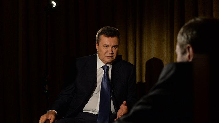 Виктор Янукович: да, я хочу вернуться в политику. Часть 2