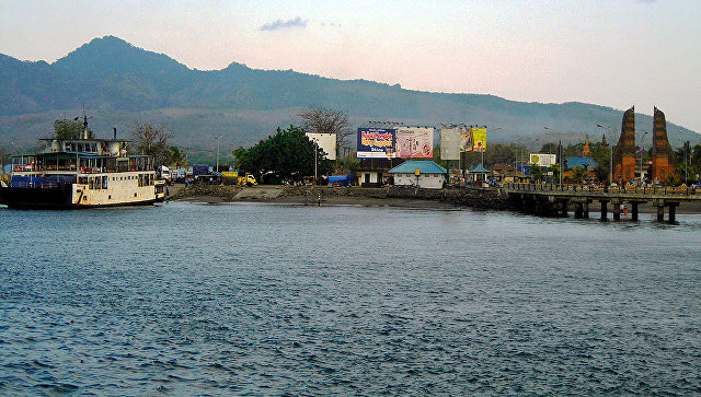 Балийский пролив. Архивное фото