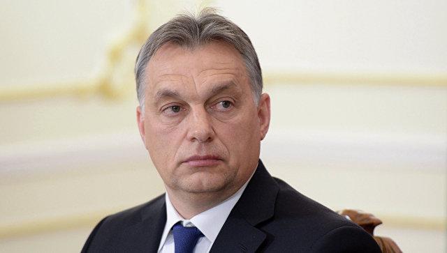 Премьер-министр Венгерской Республики Виктор Орбан. Архивное фото