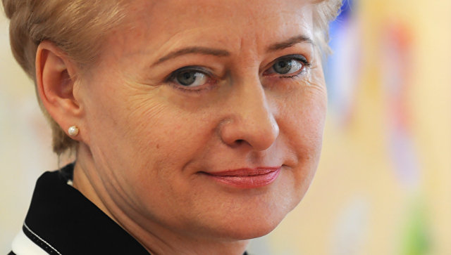 Грибаускайте: ЕСнеможет сделать армию идублировать функции НАТО