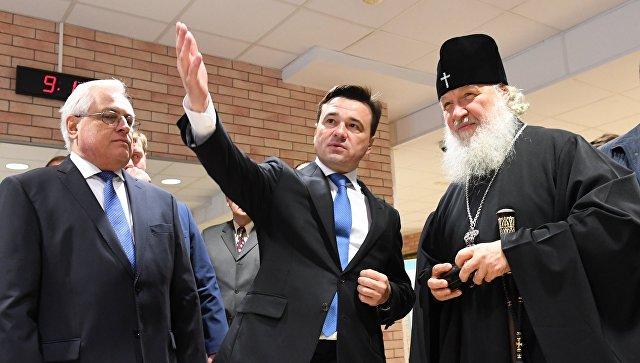 Патриарх Кирилл: важнейший выбор— это выбор между добром излом