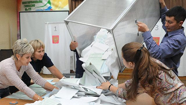 Явка навыборах вГосдуму вВоронежской области превысила 50%
