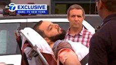 Подозреваемый в планировании взрывов в Нью-Йорке и Нью-Джерси Ахмад Хан Рахами, арестованный после перестрелки с полицией в городе Линден в Нью-Джерси, США. Архивное фото