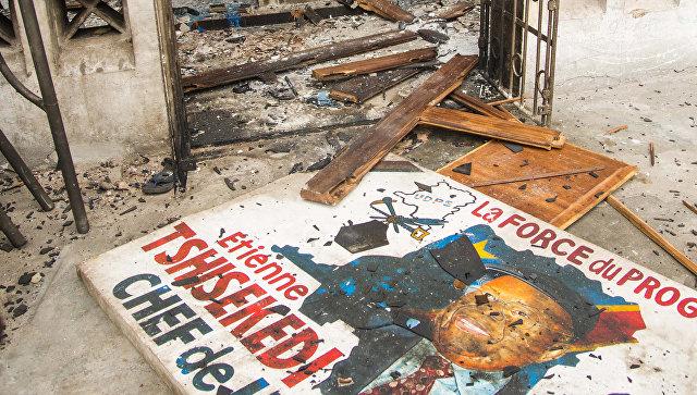Взрыв вКонго: умер ребенок, есть раненые