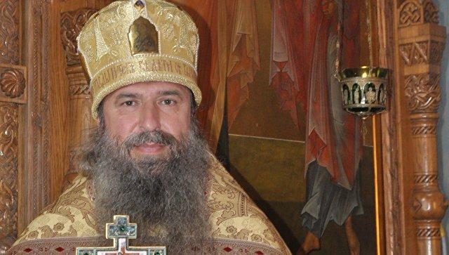 Архимандрит Мелхиседек (Артюхин) -.настоятель Оптинского подворья в Москве, пресс-секретарь Синодального отдела по монастырям и монашеству