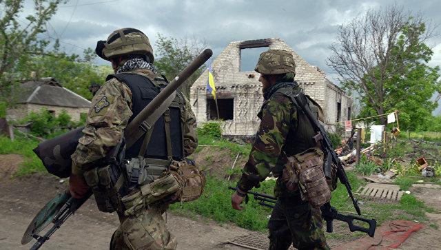Эксперт о гибели бойцов ВСУ в Донбассе: Киев