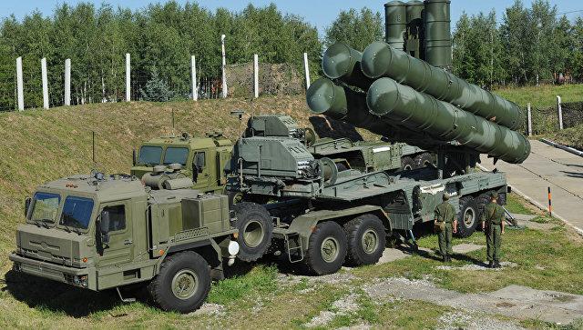 Под Петербургом развернут два дивизиона С-400