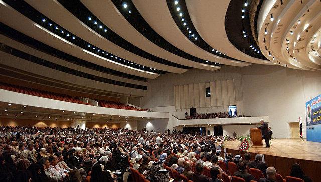 Иракский парламент. Архивное фото