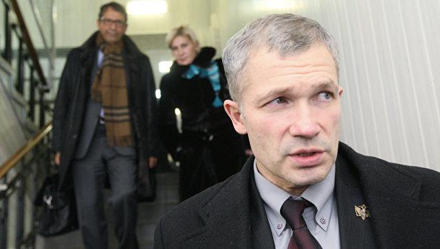 Адвокат Игорь Трунов. Архивное