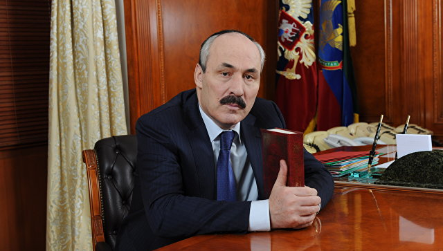 Рамазан Абдулатипов. Архивное фото