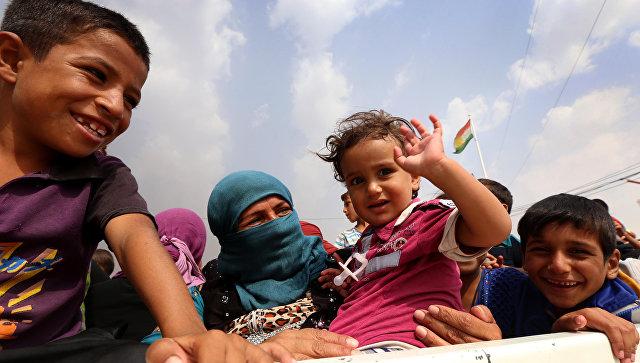 Загод удалось переселить только 5651 из160 000 беженцев— ЕС