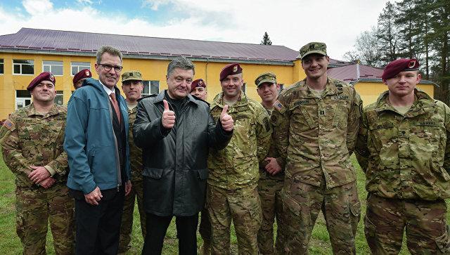 ВПентагоне пояснили, отчего зависит предоставление Украине смертельного оружия