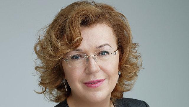 Ольга Епифанова. Архивное фото
