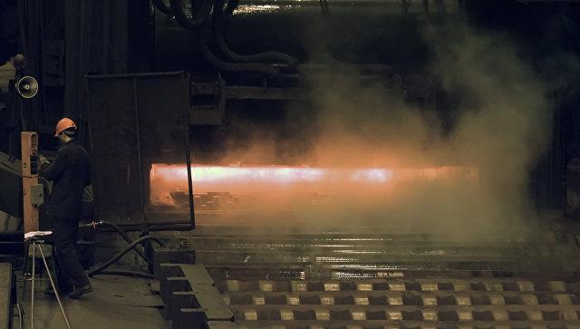 Китайская Baosteel купит WISCO, создав крупнейшего вКНР производителя стали