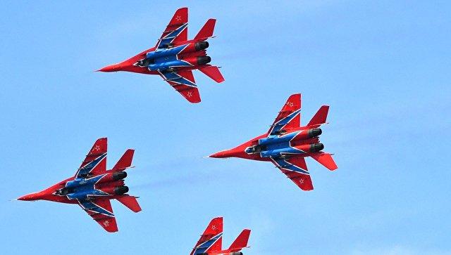 Россия готова модернизировать МиГ-29Н ВВС Малайзии