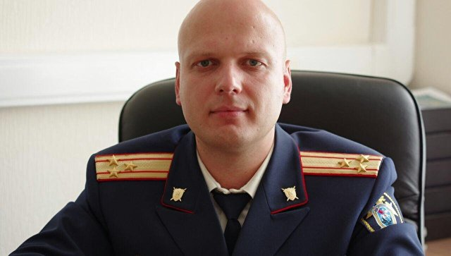 Руководитель отдела международного сотрудничества Следственного комитета РФ Петр Литвишко