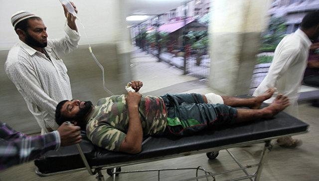 ДТП сучастием автобуса вПакистане забрало жизни 23 человек