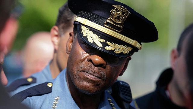 Полицейские в Вашингтоне. Архивное фото