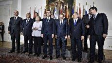 Саммит стран Балканского маршрута в Вене