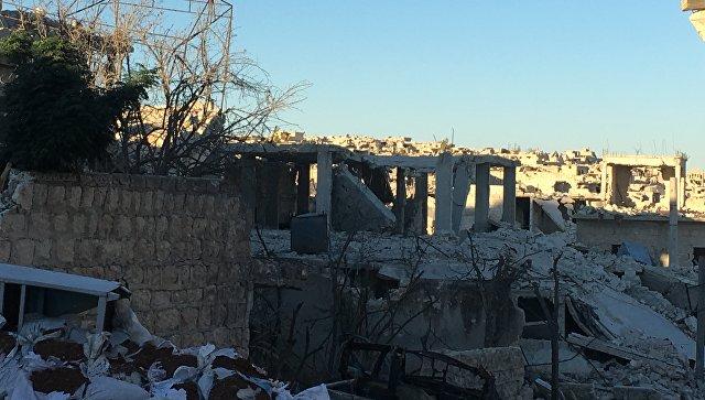 ВОЗ призвала сделать гуманитарные коридоры для эвакуации людей изАлеппо