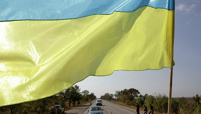 Граница Украины и Крыма