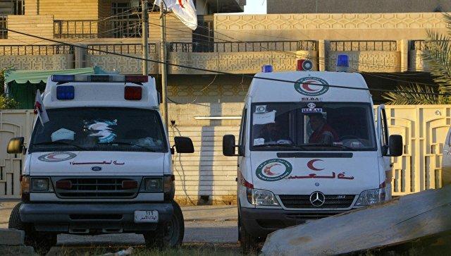 В Ираке террорист-смертник подорвался в кафе