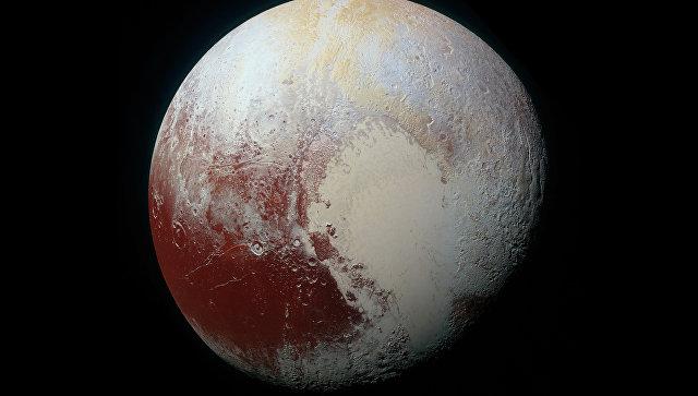 Ученые получили цветное высококачественное изображение Плутона