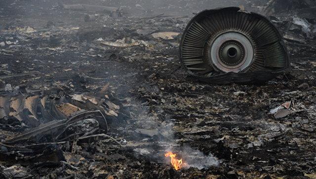 У голландских журналистов отобрали материалы их расследования крушения MH17