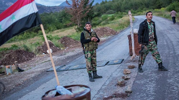 При ракетном обстреле сирийской Латакии боевиками погибли 14 человек