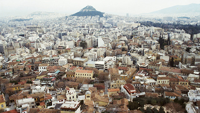 Афины. Архив